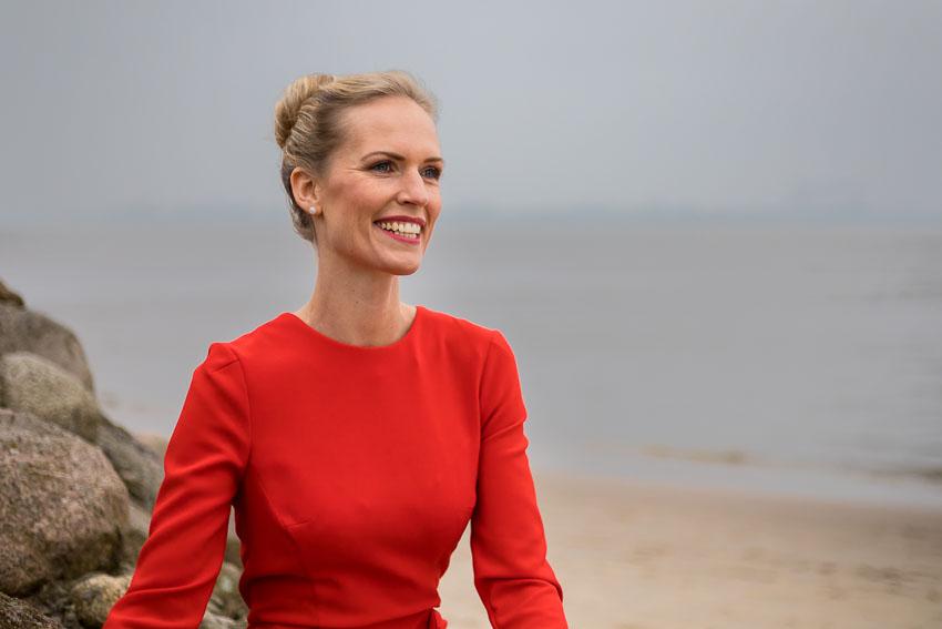 Schauspielerin Leonie Fuchs, Hamburg